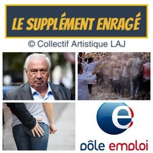 Debrief 30 Septembre 2018 Marcel Campion, Pole Emploi