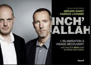 26 Octobre Inch'Allah cover islamisation