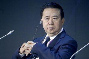 6 Octobre Interpol Hongwei