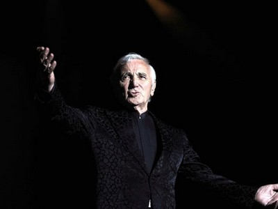 cover Aznavour hommage