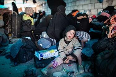 Enfants de djihadistes cover