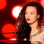Léa Tchéna wasting my young years the voice