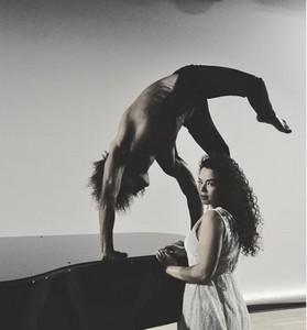 Léa Tchéna danser avec moi cover