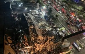 8 mars effondrement hotel chine cover