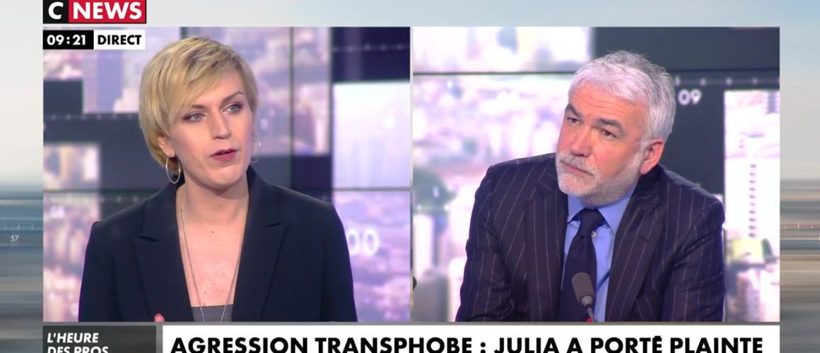 9 mars pascal praud julia transgenre