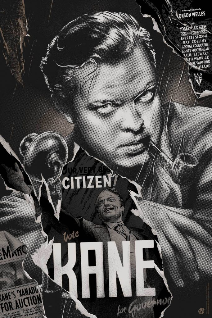 25 films Citizen Kane 1951