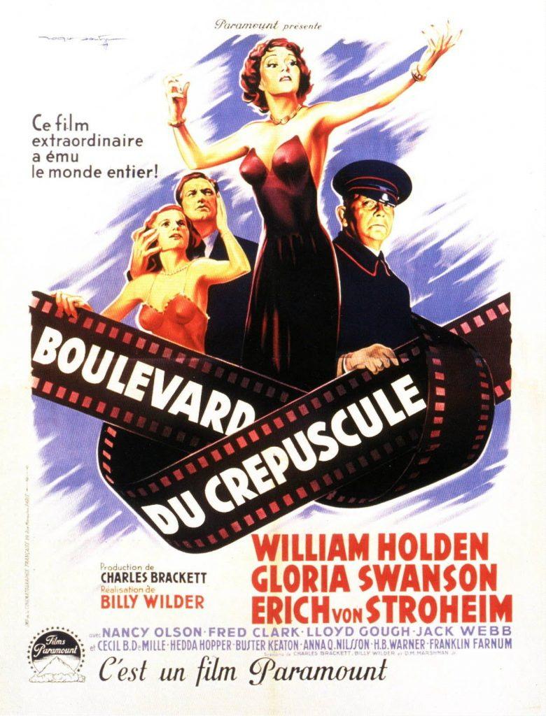 25 films boulevard du crépuscule 1950