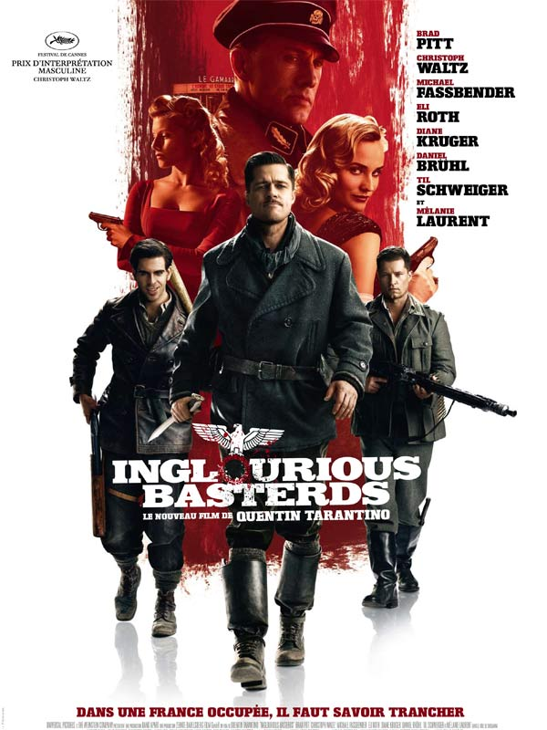 25 films Inglourious Basterds (2009)