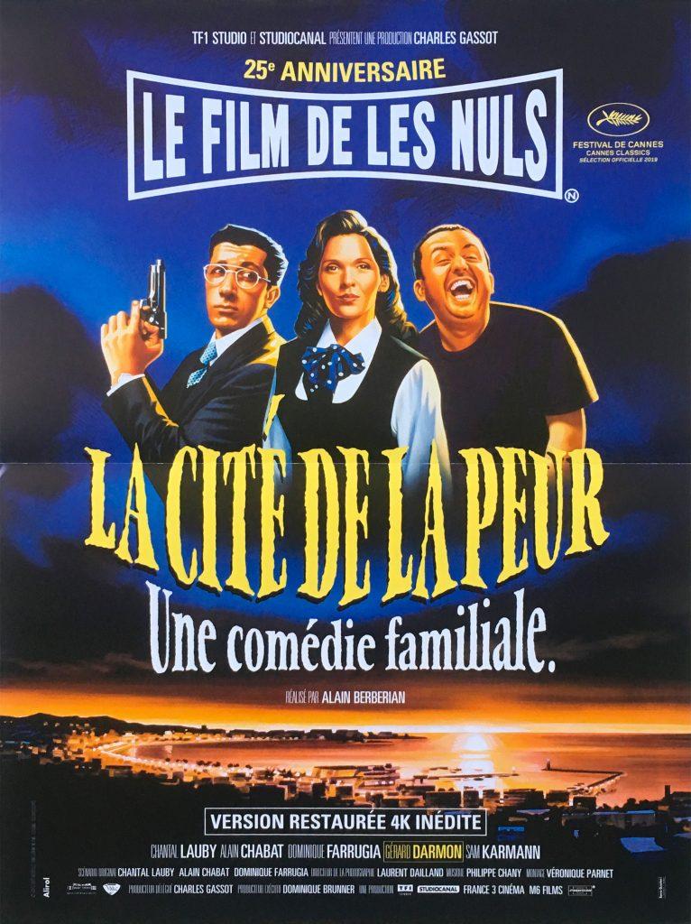25 films La Cité de la peur 1994