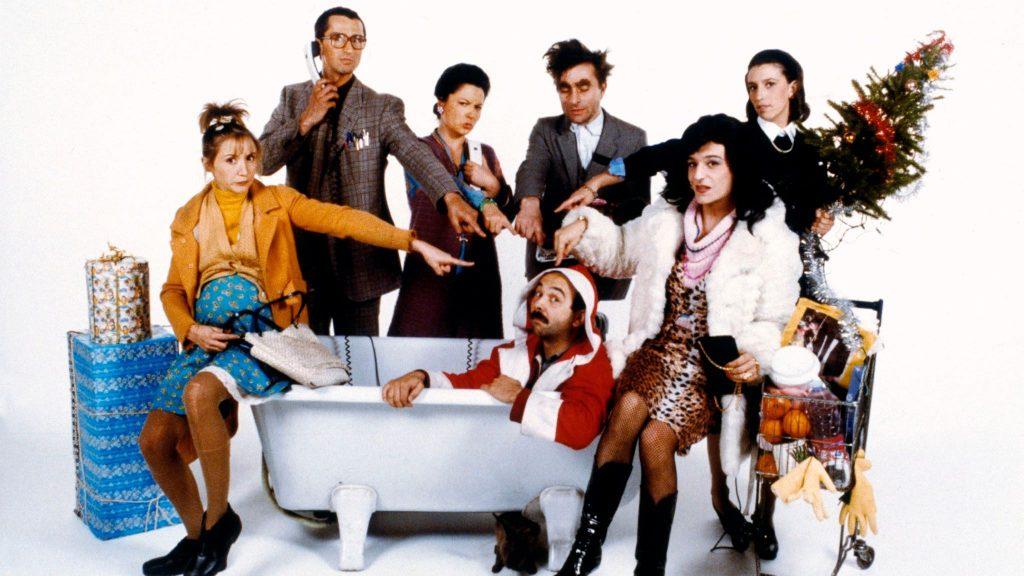 25 films Le Père Noël est une ordure 1981