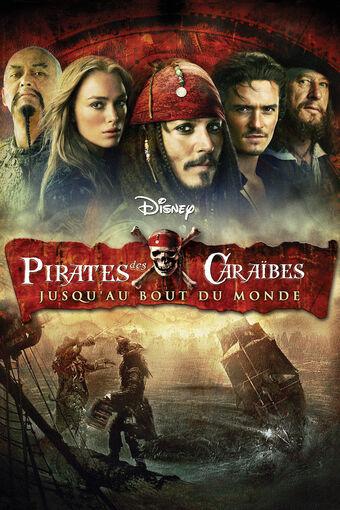 25 films pirates des caraîbes jusqu'au bout du monde (2007)