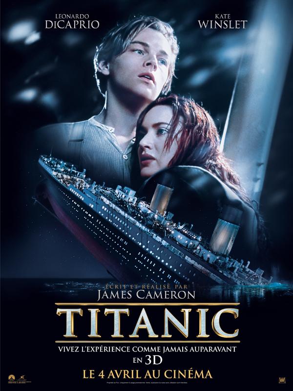 25 films titanic 1997