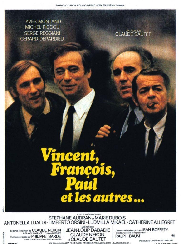 25 films Vincent François Paul et les autres 1974