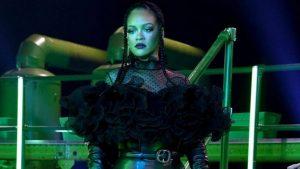 Rihanna blasphème cover
