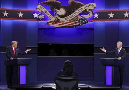 3 novembre 2020 présidentielle US