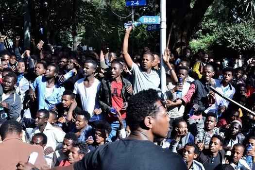 Ethiopie cover