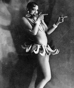 joséphine baker costume banane 1927