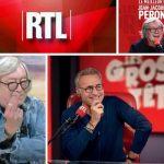 L'édito du 8/4 – La «moraline» cause le départ de J-J Péroni, figure de RTL depuis 23 ans