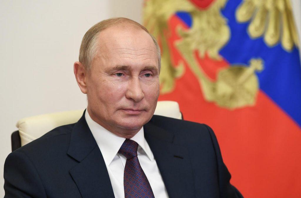 Russie Navalny Poutine Vladimir